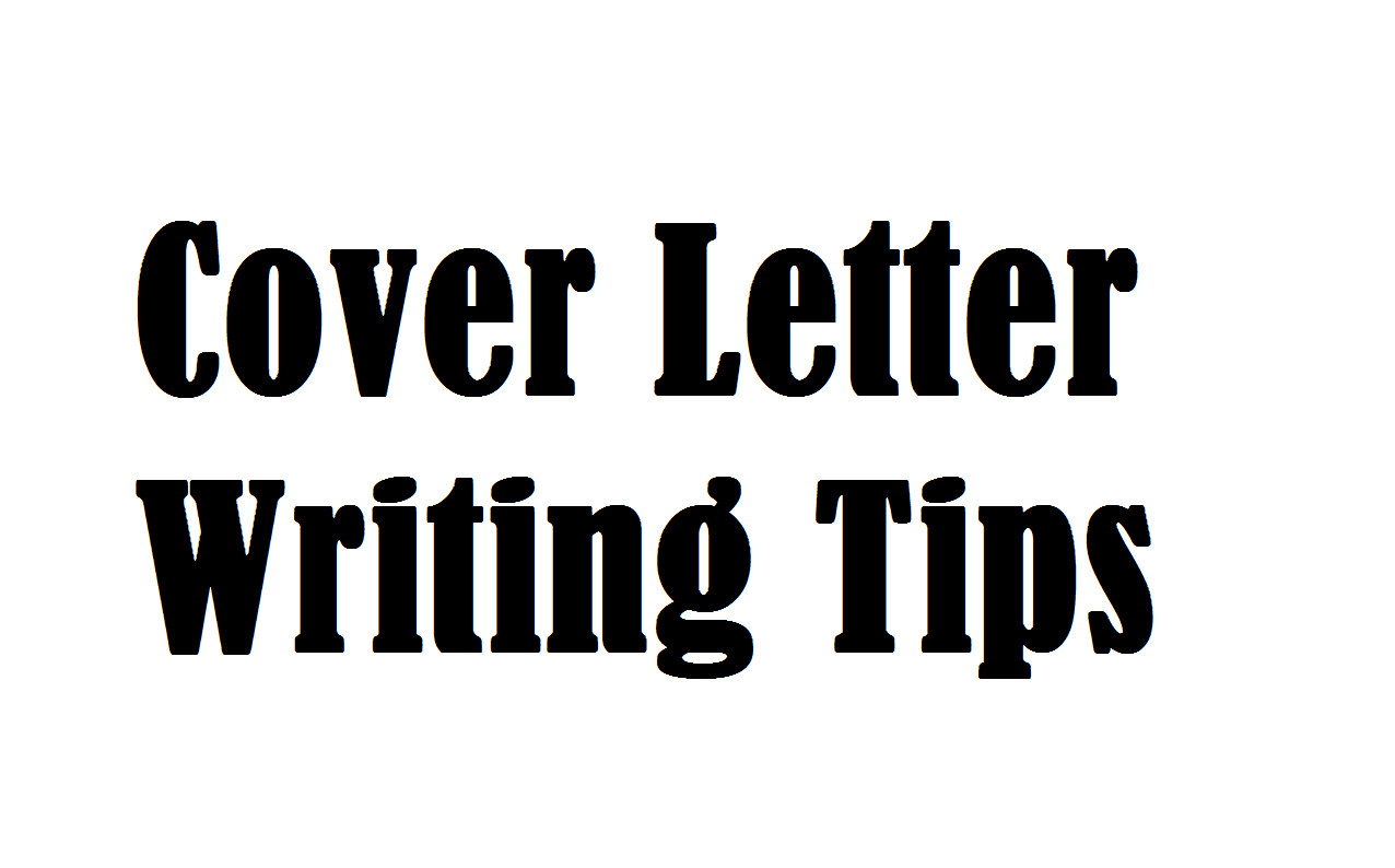 cover letter writing tips of successful cover letter