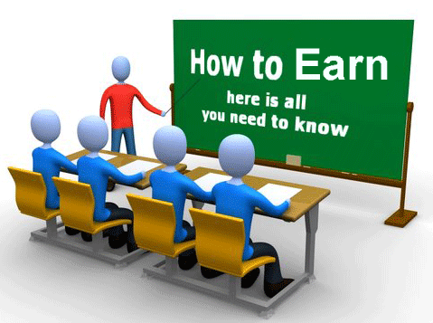 5 Best Ways to Earn Money from Online