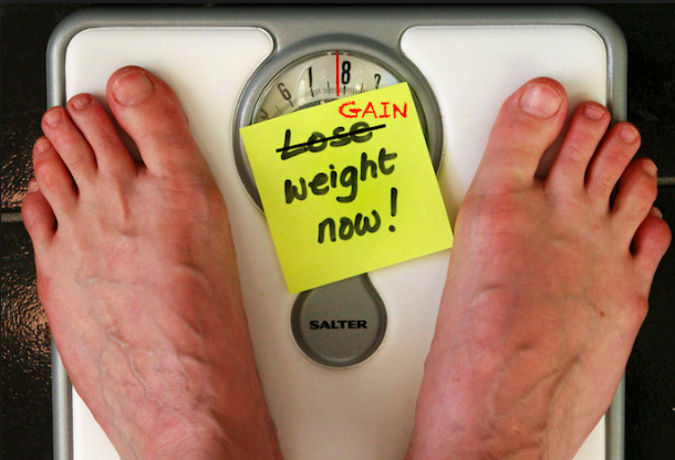 How to Gain Weight in one month