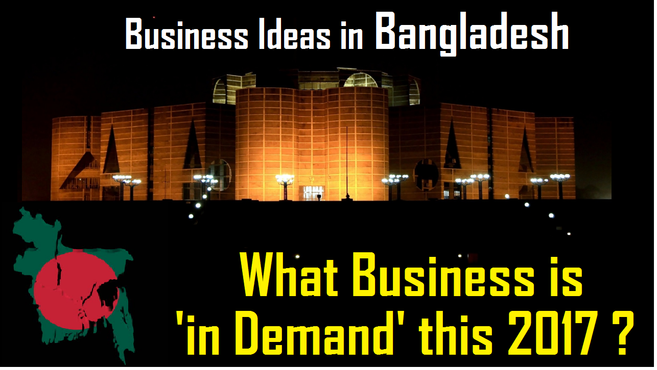 10 Best Business Ideas in Bangladesh with Small Investment