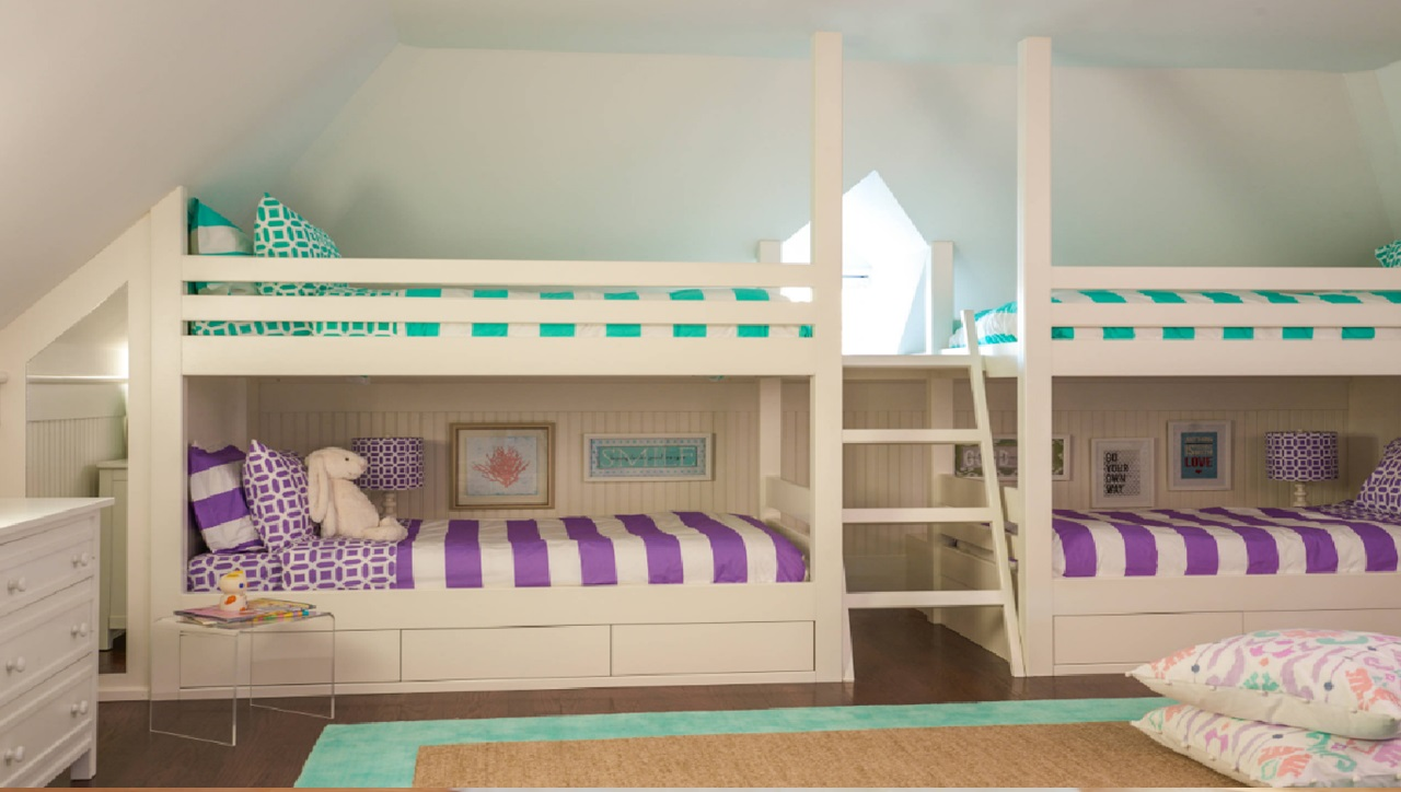 Best Ideas for Bunk Bedroom ideas