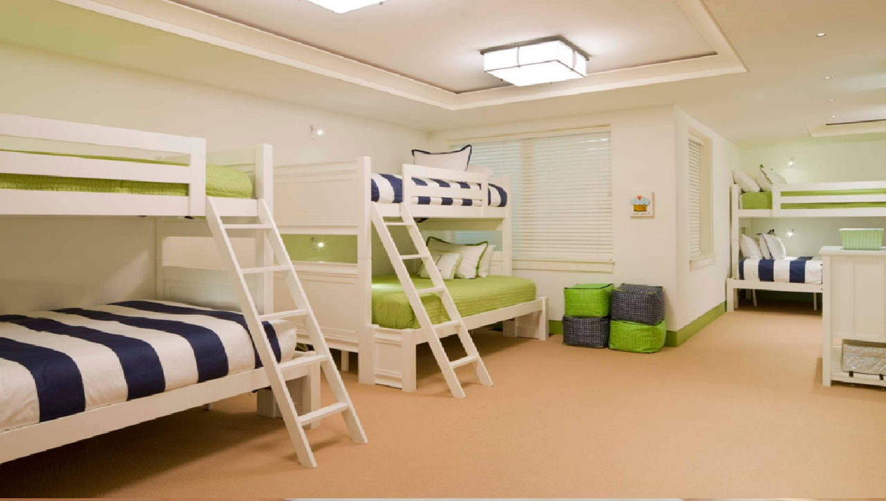 Best Ideas for Bunk Bedroom