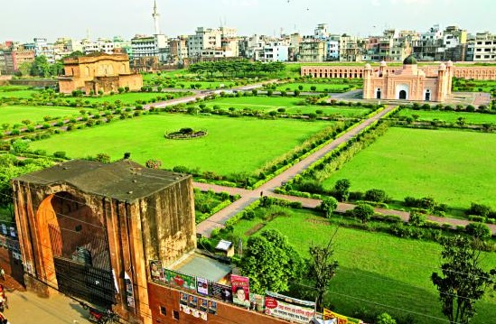 Lalbagh Fort - Tourist Destination In Bangladesh