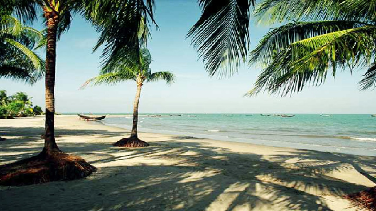 Saint Martin's Island - Tourist Destination In Bangladesh
