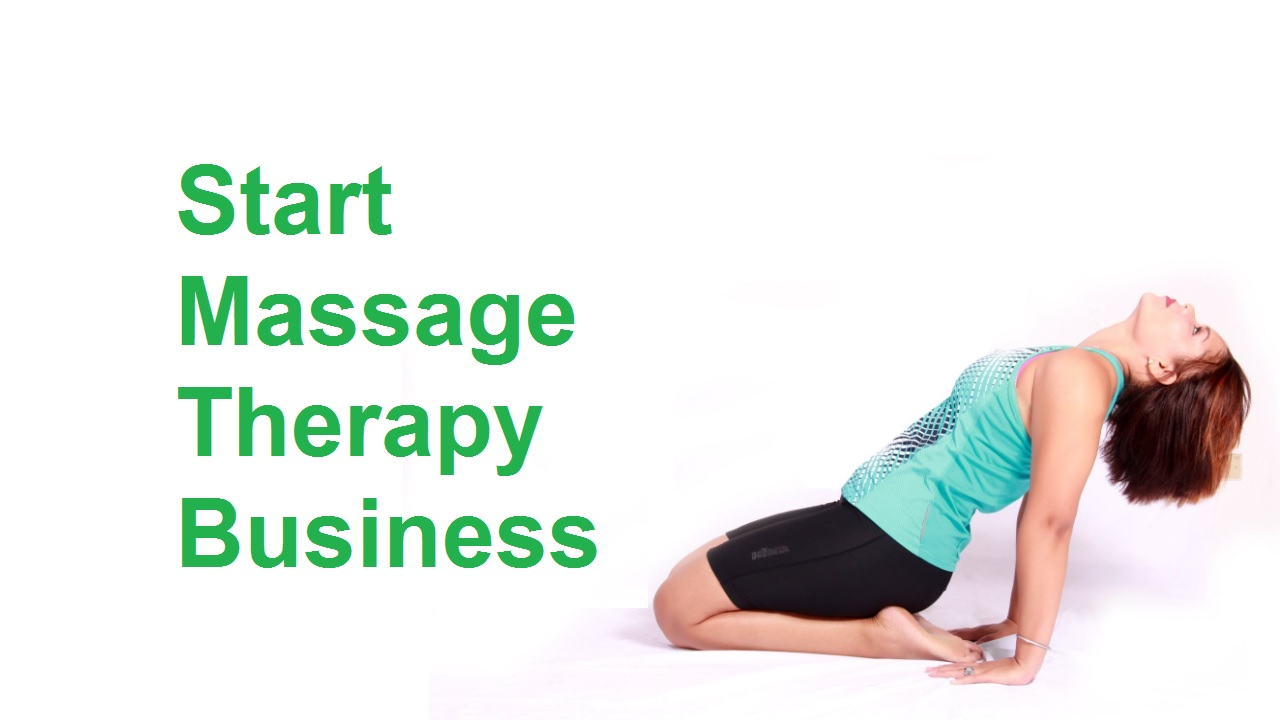 How to Start Massage Therapy Business in the UK