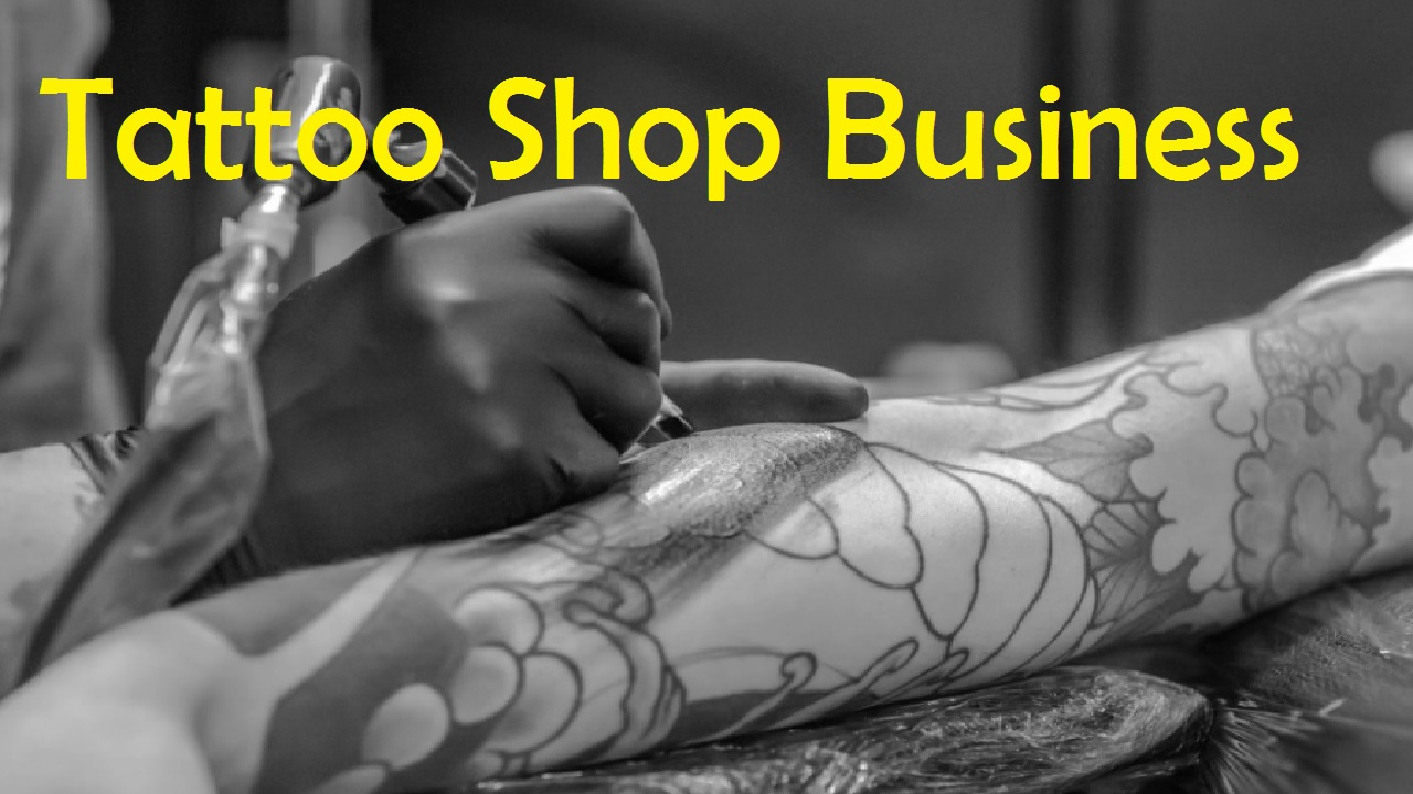 How to Start a Tattoo Shop Business in the UK