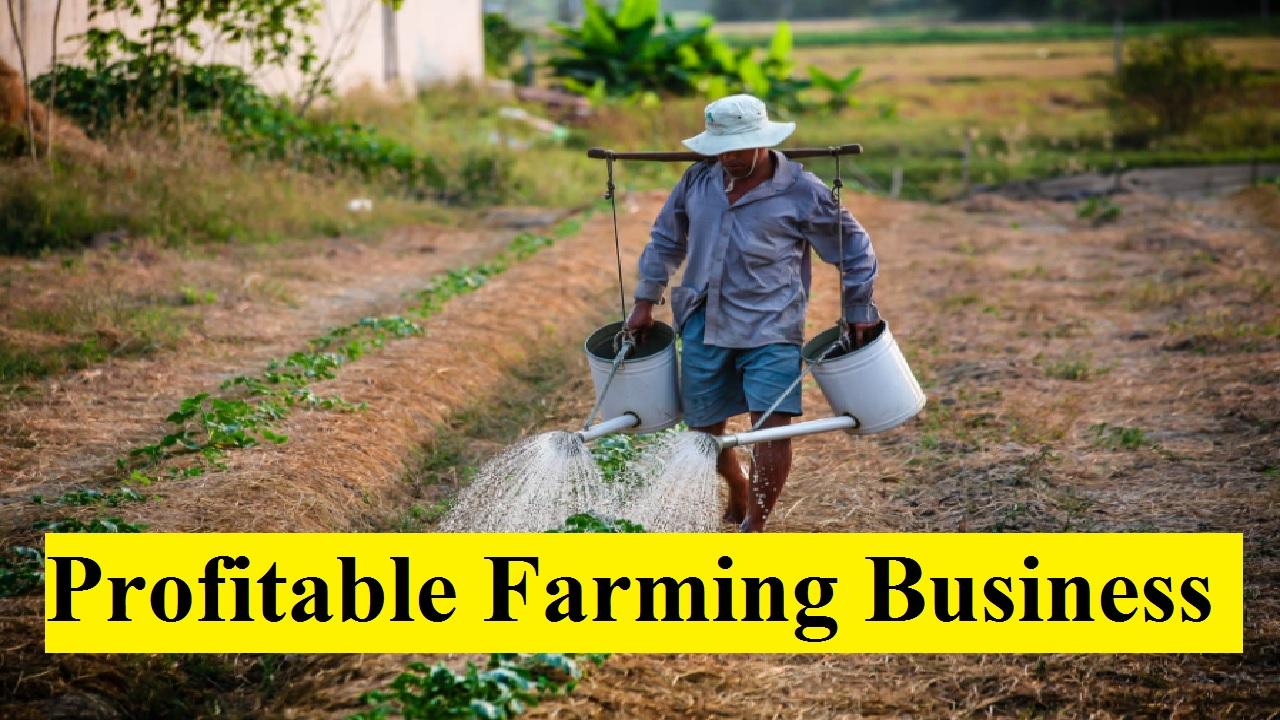 Top 10 Profitable Farming Business UK
