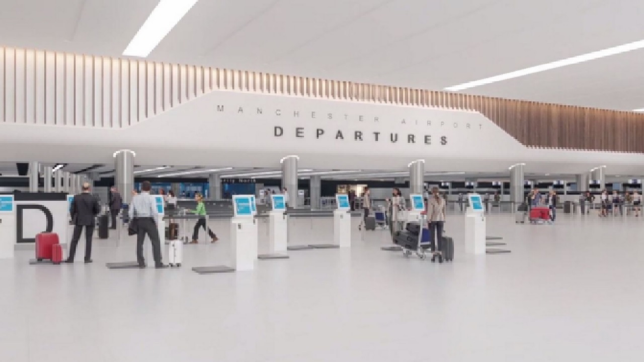 Manchester Airport, Popular UK Airports