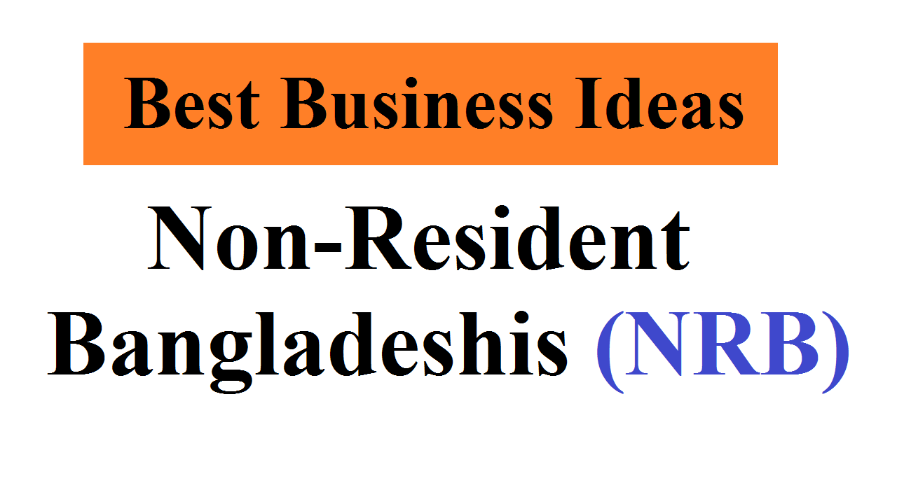 10 Best Business Ideas for Non-Resident Bangladeshis
