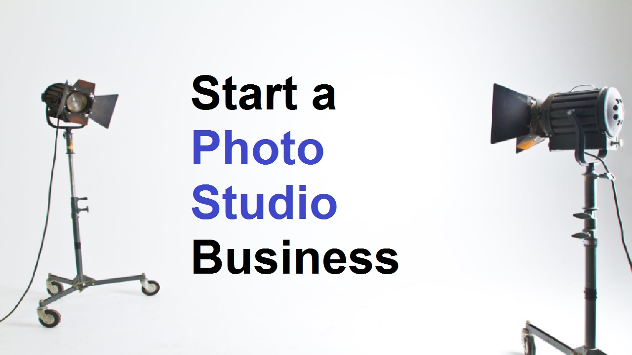 Start a Photo Studio Business in Bangladesh
