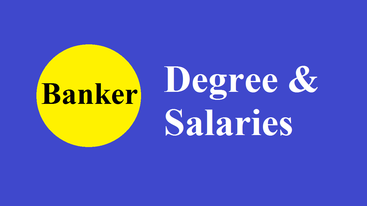 Banker in Bangladesh Degree & Salaries