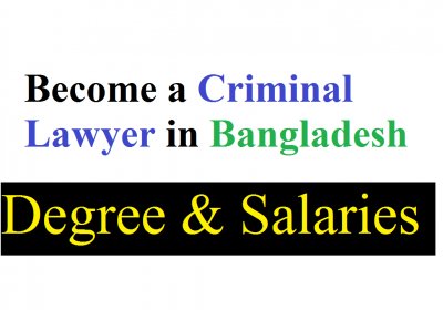 Become a Criminal Lawyer in Bangladesh