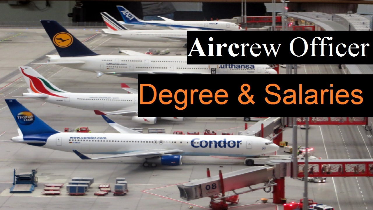 Become an Aircrew Officer in Bangladesh