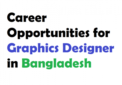 Career Opportunities for Graphics Designer in Bangladesh