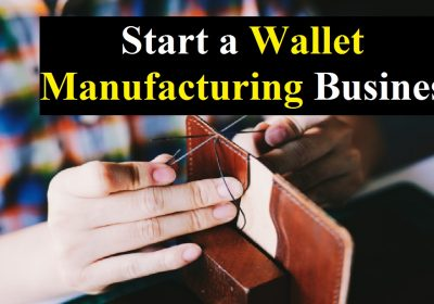 Wallet Manufacturing Business in Bangladesh