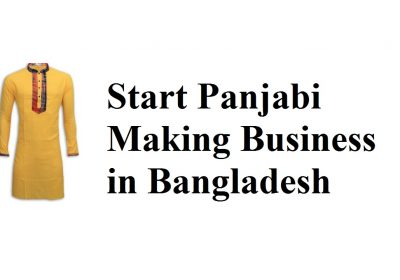 Start Panjabi Making Business in Bangladesh